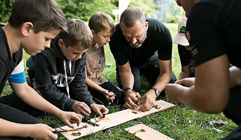 Seminar samlede nyeste viden om hvor meget danske børn kommer ud i naturen – Københavns Universitet